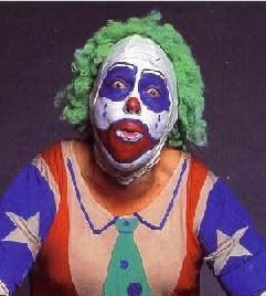 The Wrestling Clown